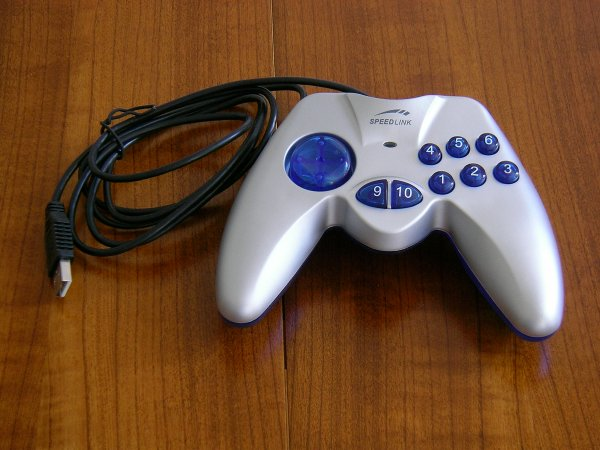 Speedlink standard digital gamepad